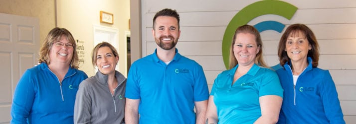 Staff at Curtis Chiropractic
